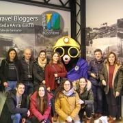 Asturias Travel Bloggers en el Ecomuseo Minero del Valle de Samuño Asturias