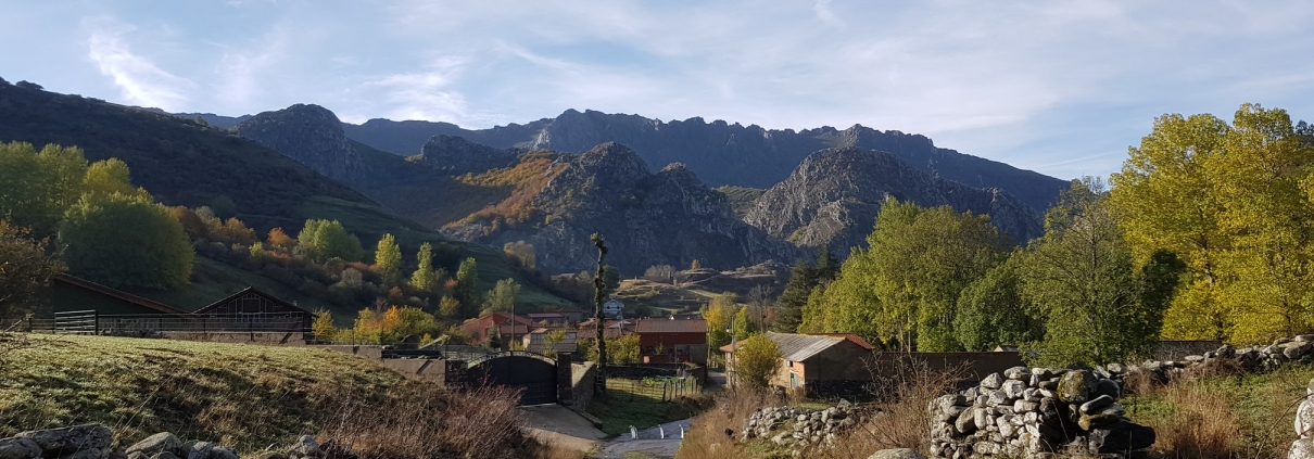 Valle cansego. Asturias travel Blogger Blogtrip
