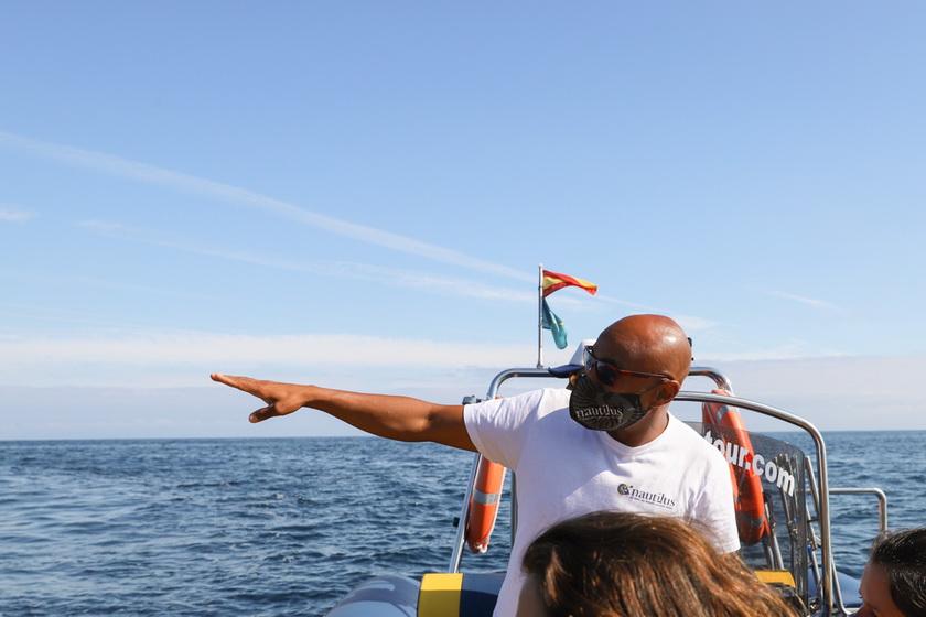 ruta náutica por la costa jurásica Asturiana